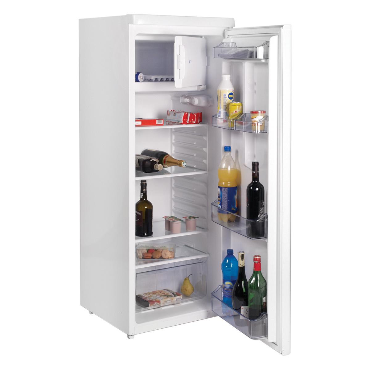 refrigerateur 220l blanc a cle internation moduling. Black Bedroom Furniture Sets. Home Design Ideas