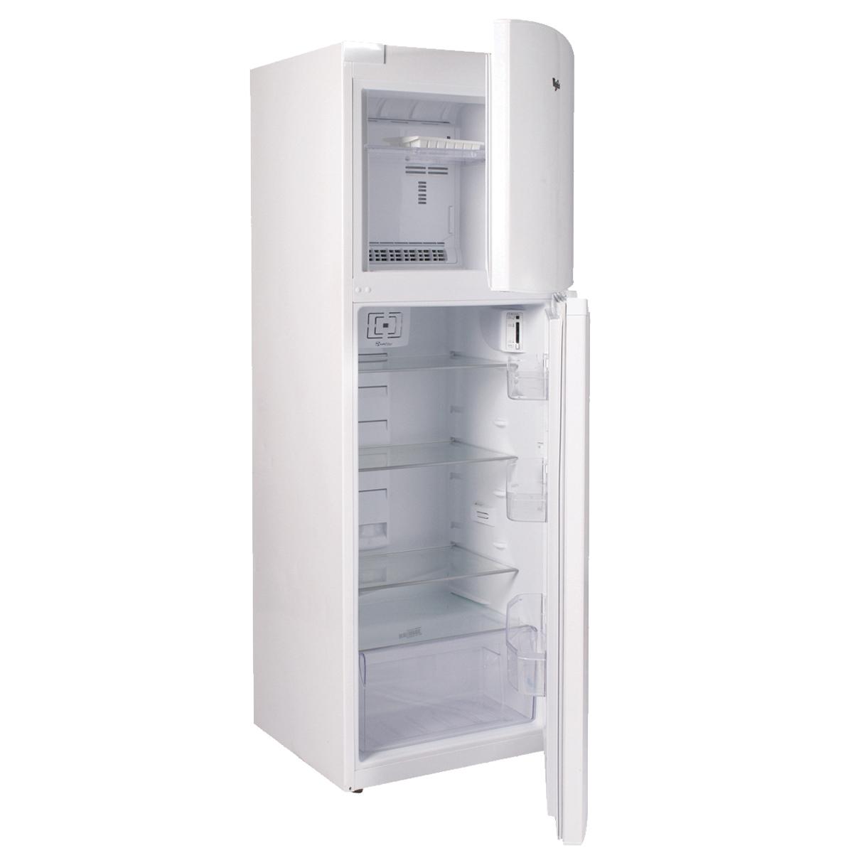 refrigerateur congelateur 280l blanc internation moduling. Black Bedroom Furniture Sets. Home Design Ideas